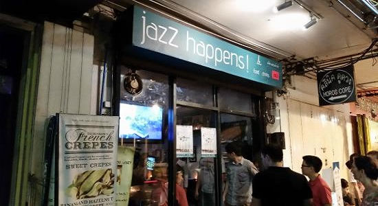 Jazz happens Bangkok
