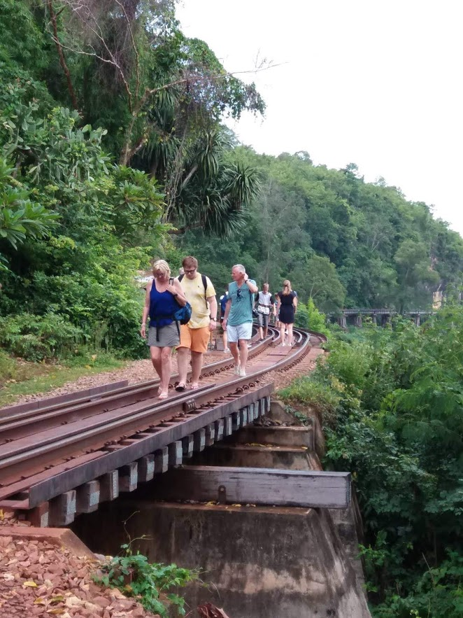 kanchanaburi tour package from bangkok