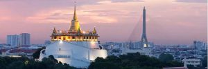 Wat Saket – The Golden Mountain Bangkok
