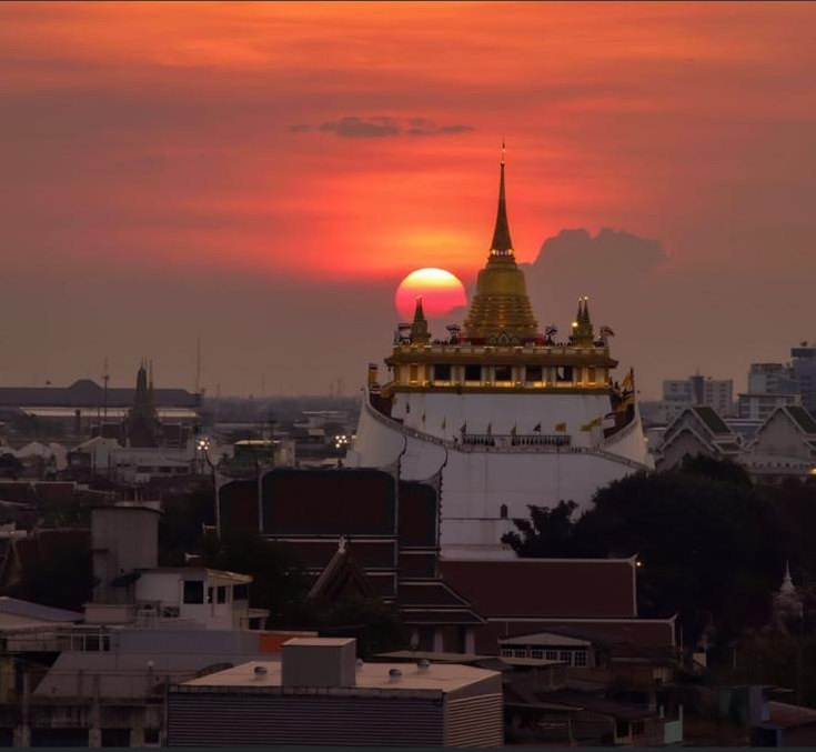 golden mountain temple bangkok