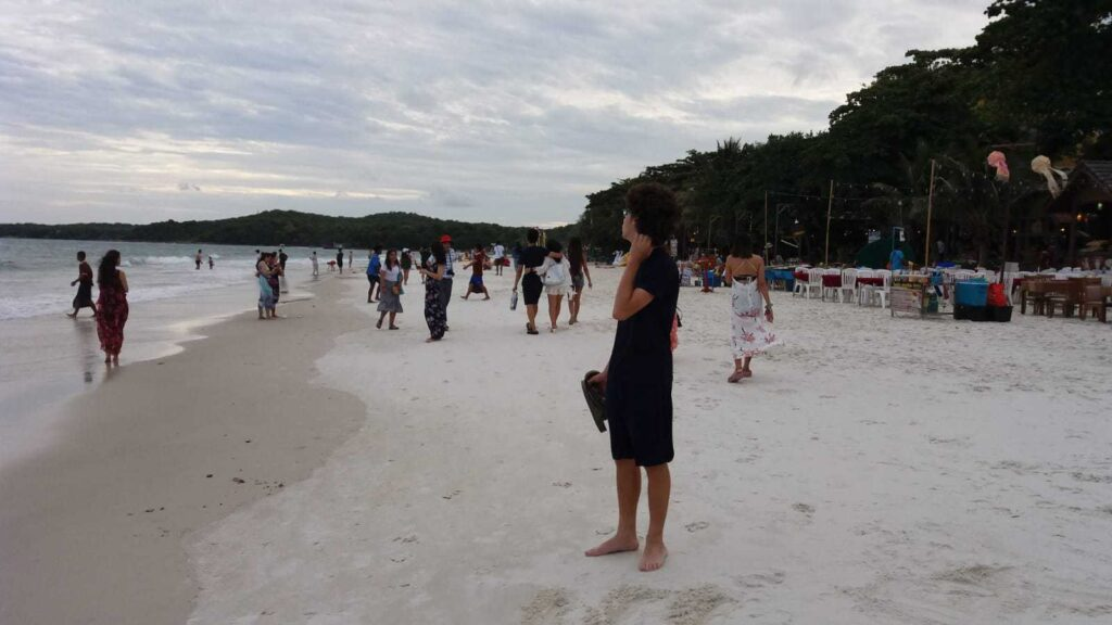 Koh Samed Beach