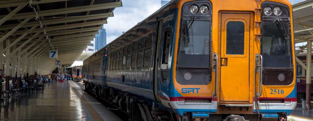 how to get from Bangkok to Chiang Mai by Train