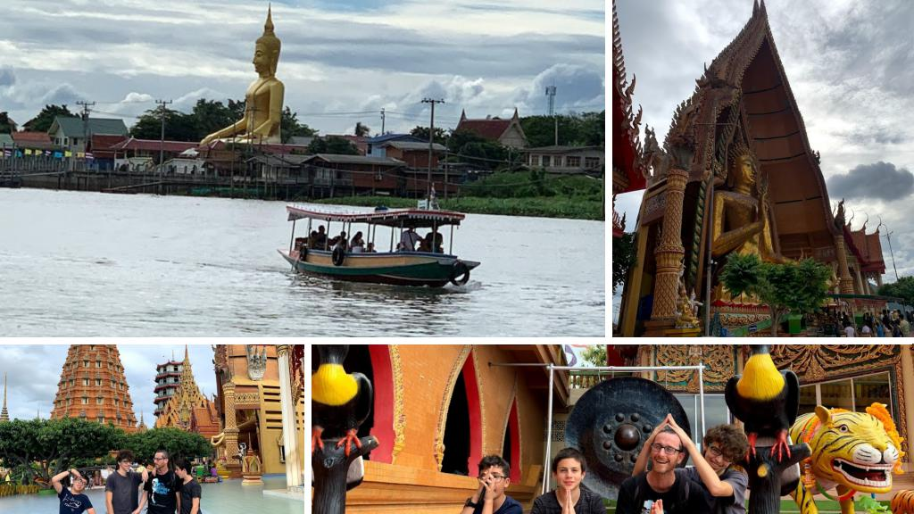 great sites in thailand for kids